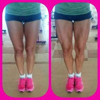 Leg Progress